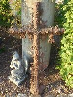 Nr.3756 Altes Grabkreuz Feldkreuz Wegkreuz Kreuz