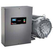 Rotary Phase Converter - 25 HP - CNC Grade, Industrial Grade GP25PLV