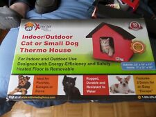 Extreme Indoor/Outdoor Cat (or small dog) Thermo House