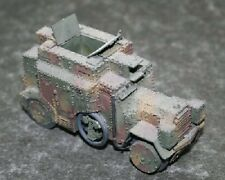 MGM 080-059 1/72 Resin WWII German Sd.Kfz. 3 Armored Personnel Carrier