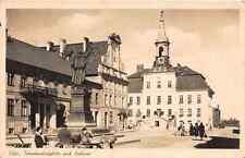 Tilsit Provinz Ostpreußen Schenkendorfplatz Markt Feldpost 1943