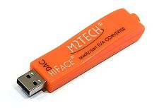 M2TECH HI FACE DAC USB 348KHZ 32BIT CONVERTITORE AUDIO D/A