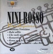 NINI ROSSO- MASTERPIECES - CAM CD
