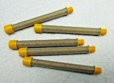 OEM Titan Spraytech Gun Filters 100 Mesh 5-Pack Screw-In