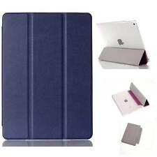 CUSTODIA Integrale SMART COVER SUPPORTO per Apple iPad AIR 2 9.7 Blu