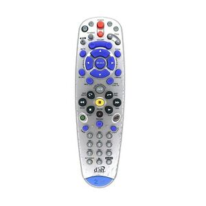 Dish Network 132578 DKNFSK03 UHF PRO 6.0 #2 TV2 EchoStar Remote Control Tested