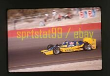 1986 Michael Andretti #18 March/Cosworth - CART / Indy Race - Vintage 35mm Slide