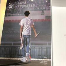 BTS LOVE YOURSELF Seoul Blu-ray ver. official photobook J-HOPE book ONLY