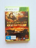 Mint Disc Xbox 360 Air Conflicts Vietnam  - Free Postage