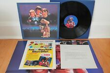 MICHAEL JACKSON E.T. Storybook LP with RARE General Mills Promotional Material