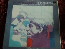 Rod McKuen - In The Beginning (1970 Sunset Records SUS-5273) Used Vinyl LP  EX+