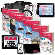 Gleim Deluxe Private Pilot Kit - Online Ground School - Audio Review - 2018