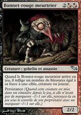 *MRM* FR 4x Bonnet-rouge meurtrier (Murderous Redcap) MTG Shadowmoor