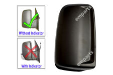 Mercedes Sprinter Door Wing Mirror Casing Cover Black Right Driver Side 2006 On