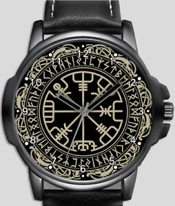 Vikings Art Stylish Rare Quality Wrist Watch