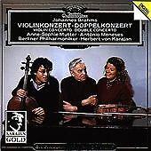 Brahms: Violin Concerto / Double Concerto, Antonio Meneses, Anne-Sophie Mut, Ver