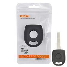Silicone Transponder Key Cover Case Fob For VW Golf Polo SEAT Ibiza Leon Skoda
