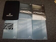 2003 Mercury Sable Sedan Owner Owner's Operator Guide Manual Set GS LS 3.0L V6