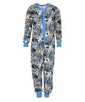 Boys Onesie Pyjamas Batman 2 3 4 5 6 7 8 9 10 11 12 & 13 Years
