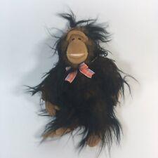 North American Bear Co. Plush Hairiette Gorilla Stuffed Animal Toy 1989 # 1169