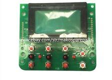 LCD Screen Fit Kobelco Excavator SK135SR Monitor LCD Display Panel Cluster Gauge