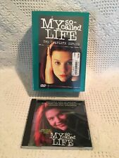 My So-Called Life Complete Series 5 Dvd Box Set and soundtrack Cd