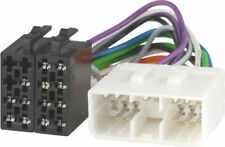 Cable adaptador conector radio oem a iso HYUNDAI