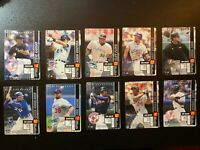 2002 MLB Showdown Cards 10 card lot (A. Beltre, C. Floyd, G. Sheffield, + more)