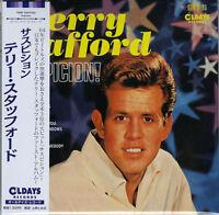 TERRY STAFFORD-SUSPICION-JAPAN MINI LP CD BONUS TRACK C94