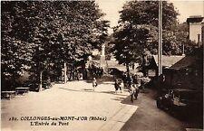 CPA   Collonges-au-Mont-d'Or (Rhone) - L'Entrée du Pont  (451178)