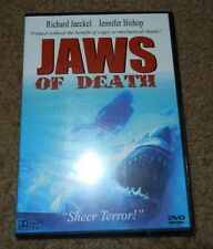 Jaws of Death (DVD, 2005) *****BRAND NEW*****