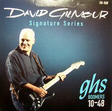 GHS gb-dgf E-GUITARE électrique David Gilmour Signature 010-048