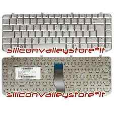 Tastiera USA AEQT6E00210 Silver HP Pavilion DV5-1032TX, DV5-1033EL, DV5-1033EZ
