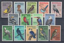 Botswana Sc 19-32 MNH. 1967 Birds, complete set of 14, VF