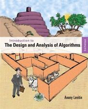 Introduction to the Design and Analysis of Algorithms (3rd Edition) by Leviti