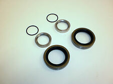 2 -Trailer Axle Spindle Seal Repair Sleeve Kit 2000# Axel 1.98 OD #5 Spindo