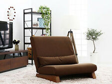Floor Foldable Sofa Chair Modern Fabric Japanese Sofa Furniture Reclining Seat