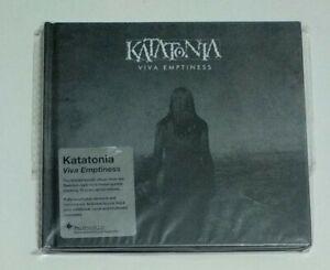 Katatonia viva emptiness CD digipack