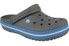 Crocs SANDALEN Crocband Charcoal/ocean (größe 42-43)