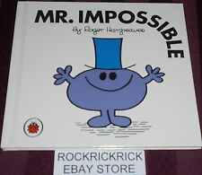 MR. MEN BOOK - MR. IMPOSSIBLE VOL 25 - HARD COVER (BRAND NEW)