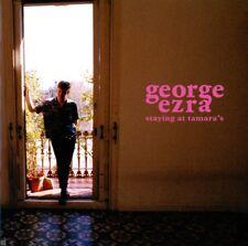 CD*GEORGE EZRA**STAYING AT TAMARA'S***NEU & OVP!!!