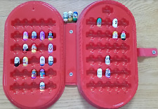 Older Mighty Beanz Lot in Red Case