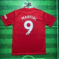 Anthony Martial Manchester United 20/21 Home Jersey (1 Day Shipping)