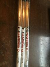 "Brazing Rods, Harris O Phos-Copper Brazing Alloy Each Rod .050"" x 1/8, 84 Sticks"