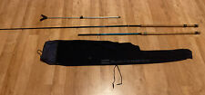 SHAKESPEARE PRESIDENT QUIVER 1883-350 WITH TWO BUTTS FIXED QUIVER 9/11FT