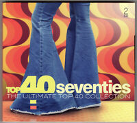 Various – Top 40 Seventies (The Ultimate Top 40 Collection) (Sony Music) (2019)