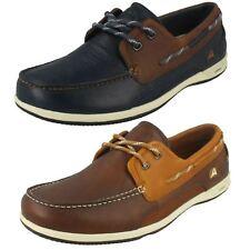Mens Clarks Boat Shoes 'Orson Harbour'