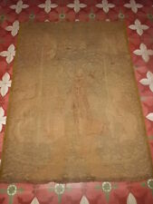 Antique European Flemish Wool Tapestry 75 x 57 inches