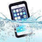 Swimming Waterproof Shockproof DirtProof Case Cover For Apple Iphone 7 Black