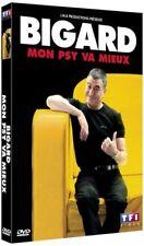 Jean-Marie Bigard Mon psy va mieux DVD NEUF SOUS BLISTER